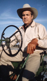 J.T. Hale, Terry's father-in-law, was a big influence.